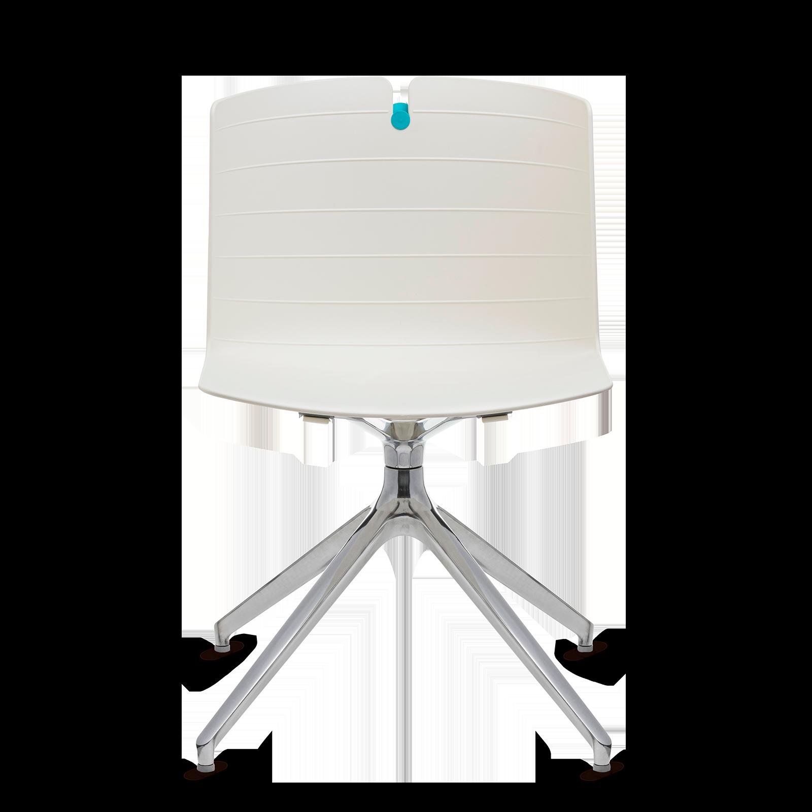 Cadeira Mork White Piramidal