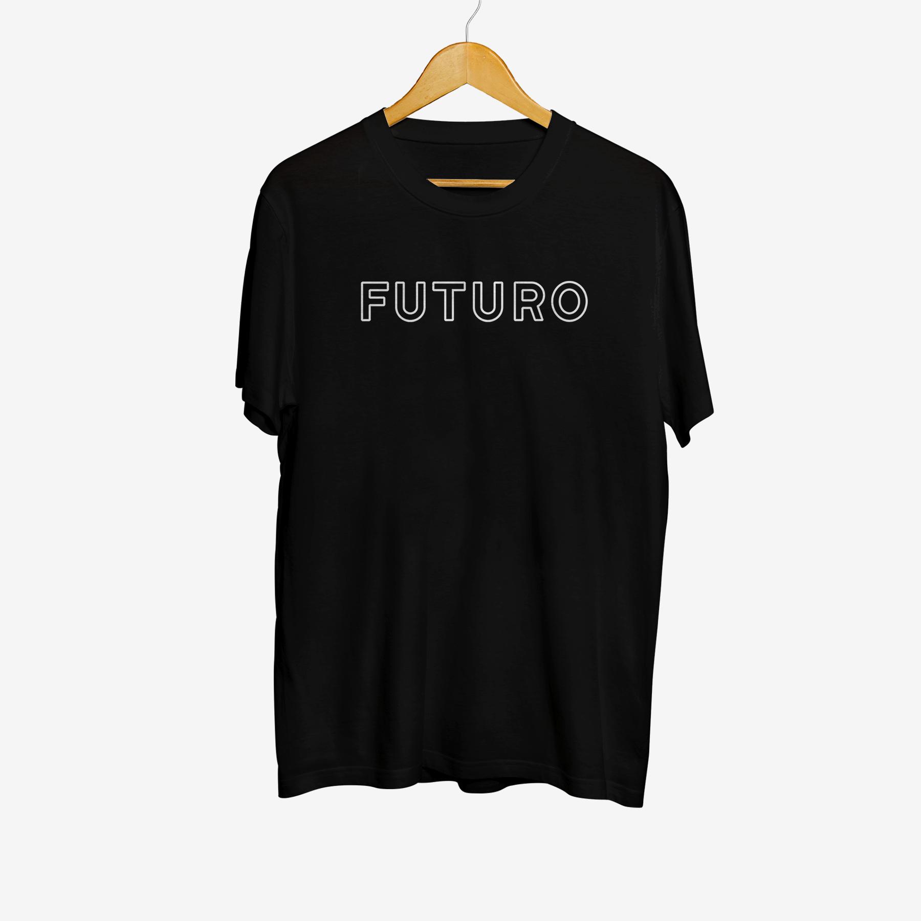 camiseta adulto FUTURO