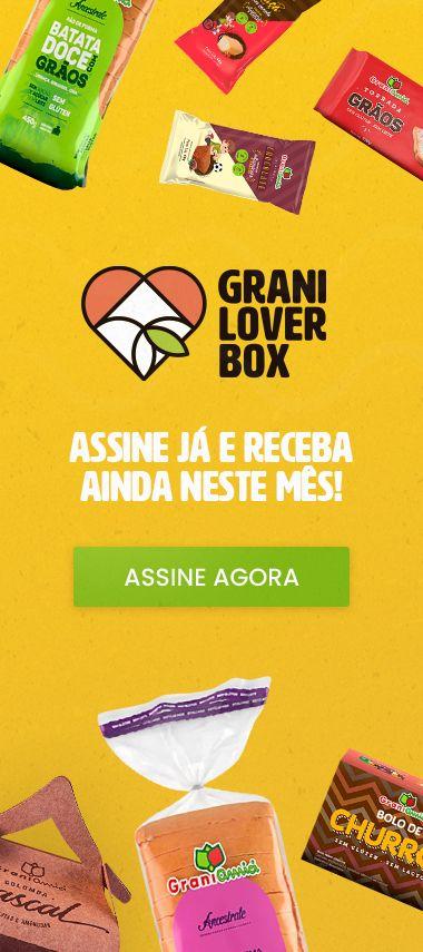 Banner perguntas frequentes planos Granilover Box