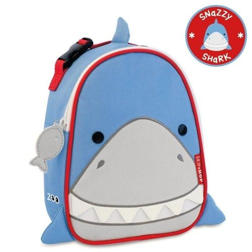 Lancheira Zoo Lunchie Snazzy Shark Skip Hop