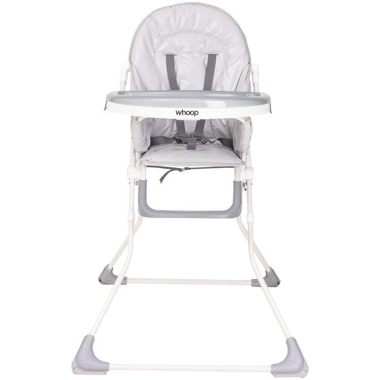 Cadeira De Alimentação Vectra Plus Cinza Whoop Kiddo
