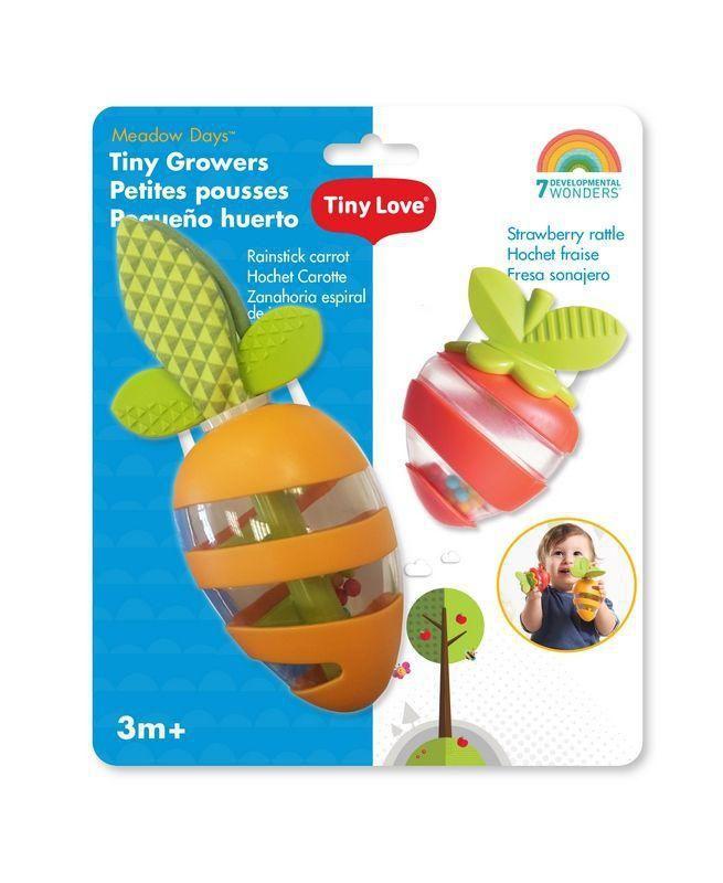 Brinquedo Growers Carrot & Strawberry Tiny Love