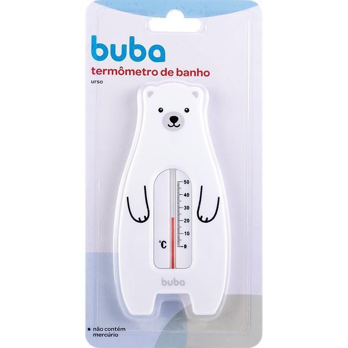Termômetro De Banheira Urso Buba