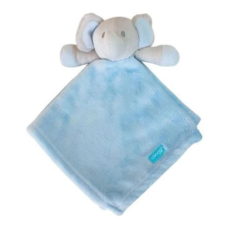 Naninha Elefante Azul Clingo