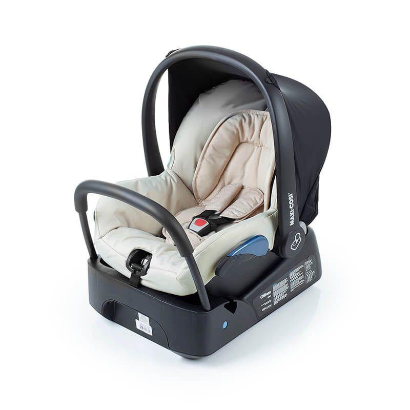 Carrinho Com Bebê Conforto Anna Maxi Cosi