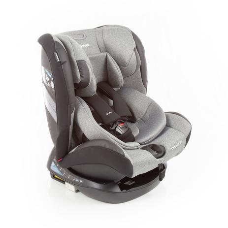 Cadeirinha Para Auto Ottima Fx Grey 0 A 36kg Infanti