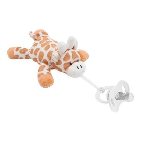 Prendedor De Chupeta Girafa Buba
