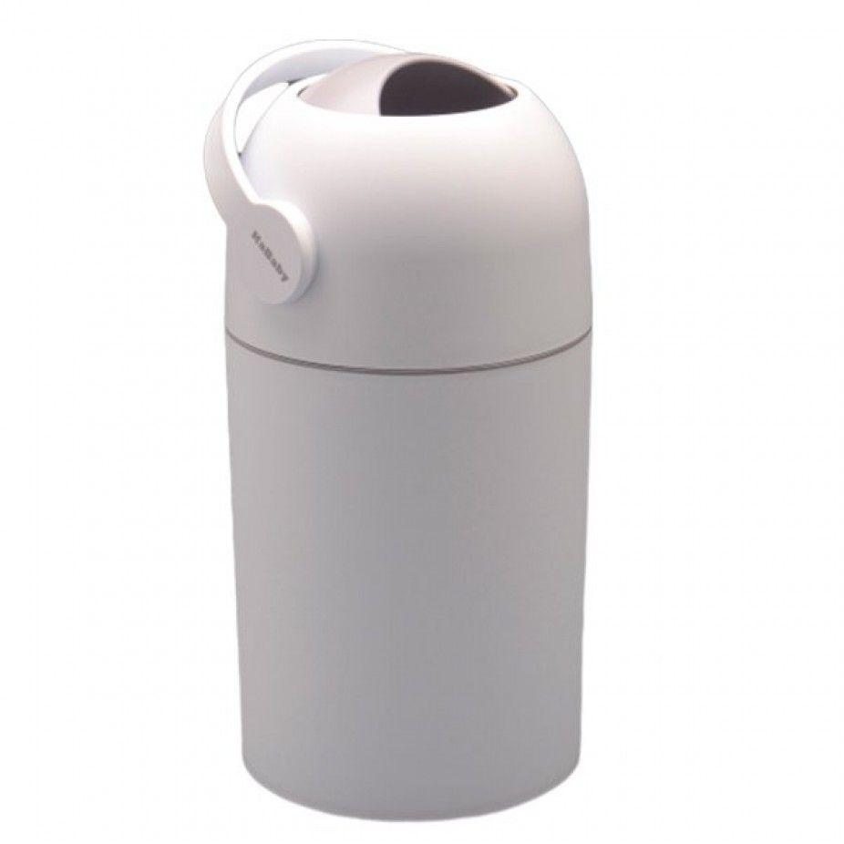 Lixo Mágico Anti Odor Branco KaBaby