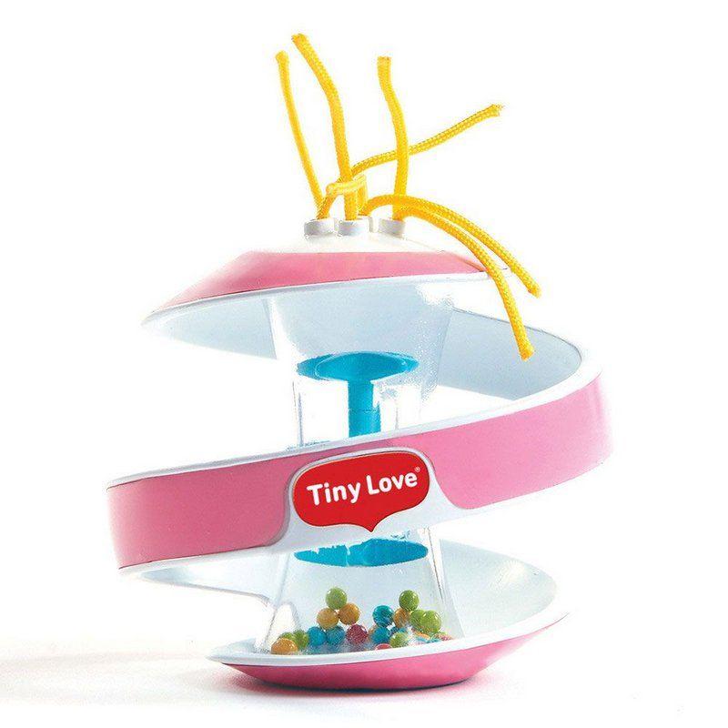 Brinquedo De Atividade Inspiral Ball Rosa 12m+ Tiny Love