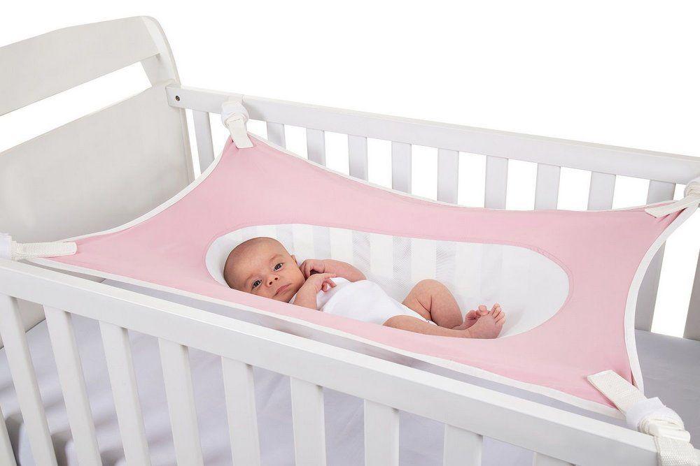 Cama Segura Primeiro Sono Rosa Baby Pil