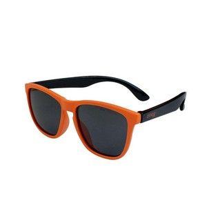 Óculos Escuro Laranja Com Preto Clingo