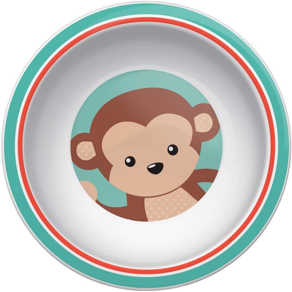 Pratinho Bowl Macaco Buba