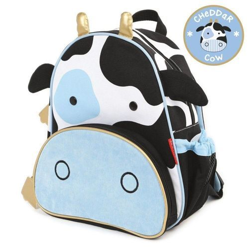 Mochila Zoo Pack Cheddar Cow Skip Hop