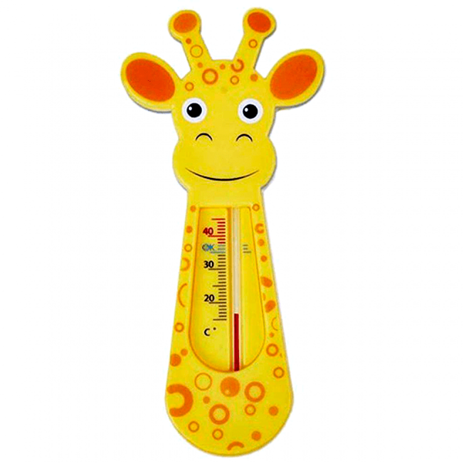 Termometro De Banho Girafa Buba