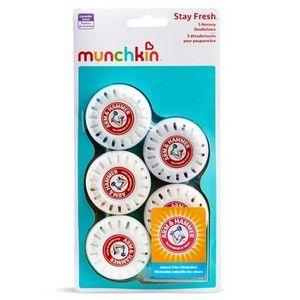 Desodorizador De Lixeira Stay Fresh Munchkin