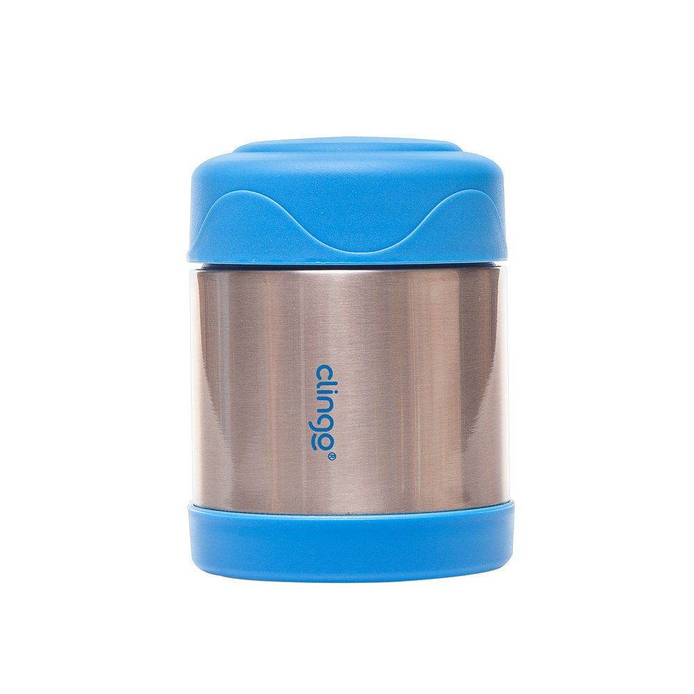Pote Térmico Inox Azul Clingo