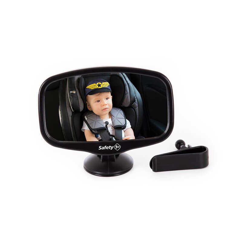 Espelho 2 Em 1 Para Automóveis Safety 1st
