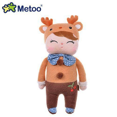 Mini Boneca Doll Angela Deer Boy 20cm Metoo