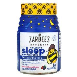 Melatonina Infantil Gomas Sleep Zarbee's