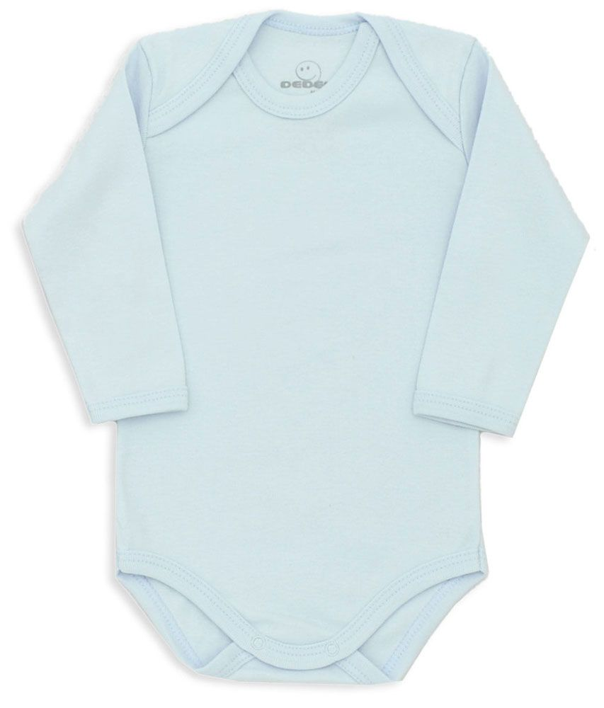 Body De Ribana Azul Bebê Dedeka