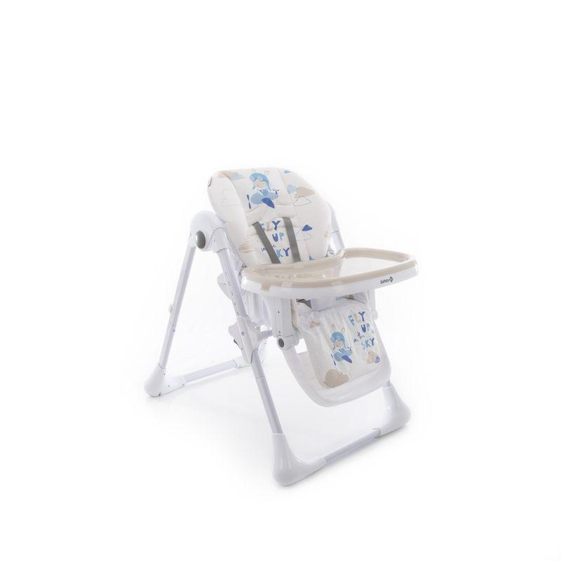 Cadeira Para Refeição Feed Blue Sky 0 A 23 kg  Safety 1st