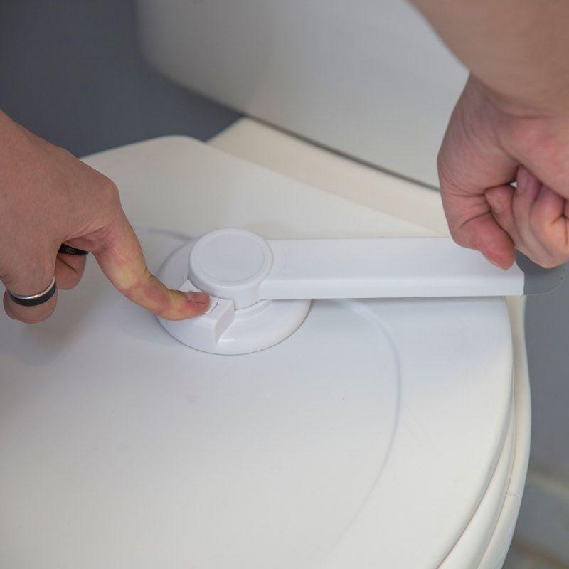 Trava Para Vaso Sanitário Safety 1st