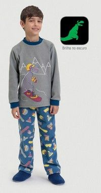 Pijama De Microsoft Snowboard Dedeka
