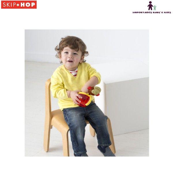 Potinho De Lanche Zoo Macaco Skip Hop
