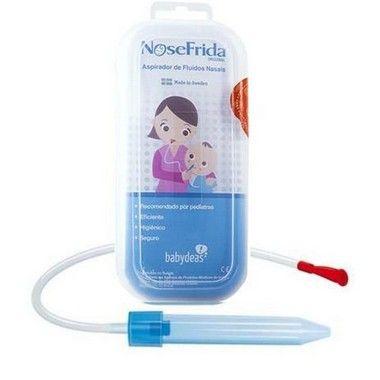 NoseFrida Aspirador De Fluídos Nasais Babydeas