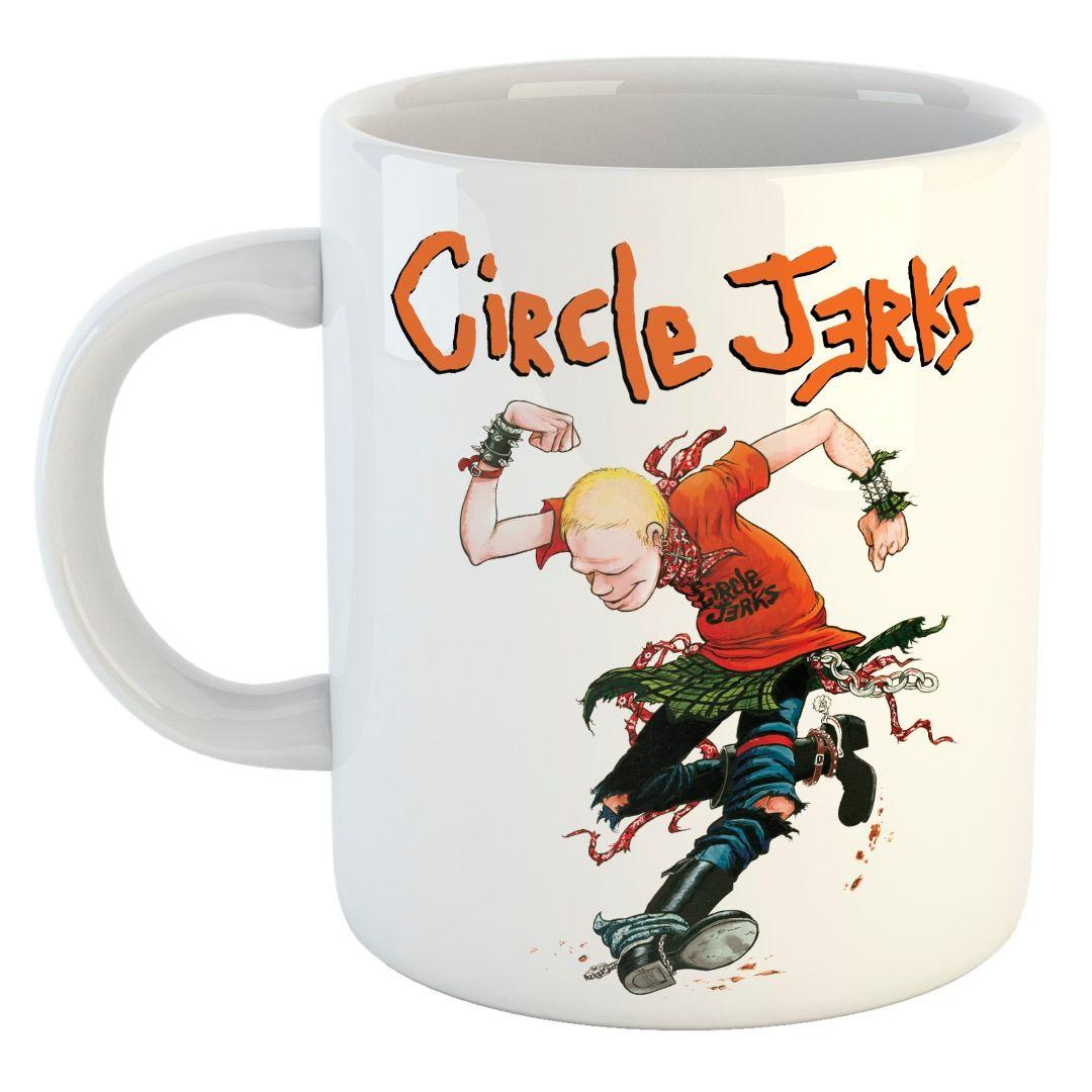 Circle Jerks - Skank Man [Caneca]