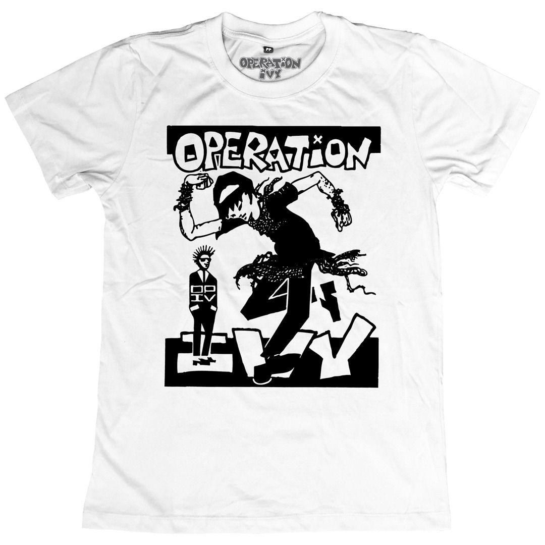 Operation Ivy - Skankin