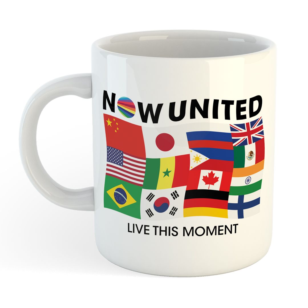 Now United - Live This Moment [Caneca]