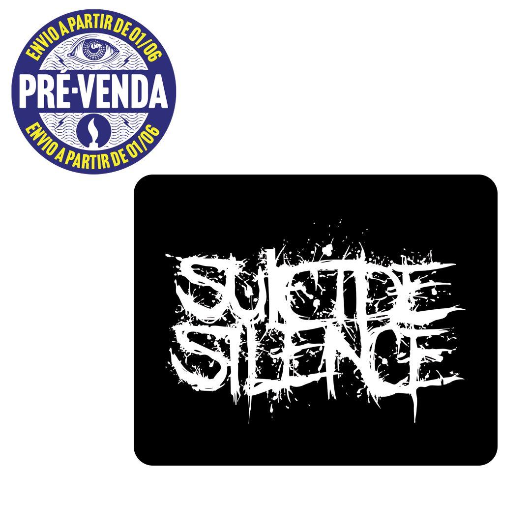 Suicide Silence - Old Logo [Adesivo] [Pré-Venda]