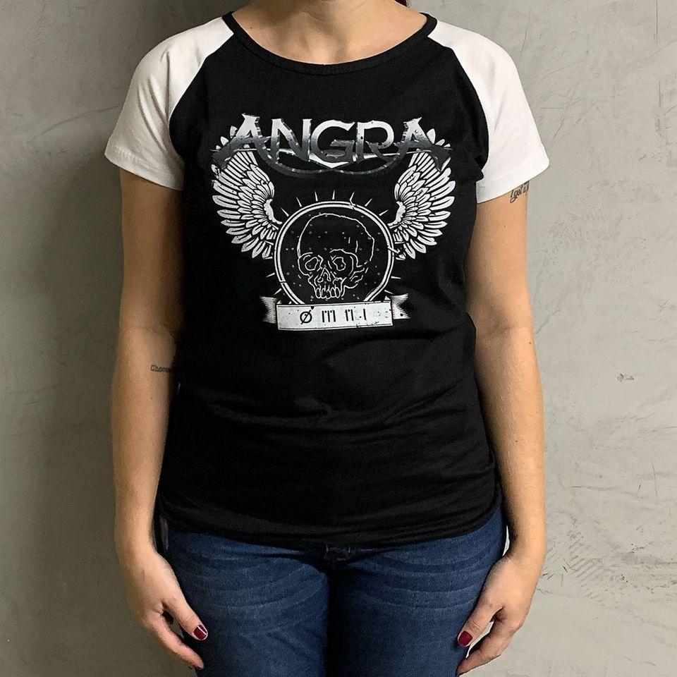 Angra  - Omni Wings [Raglan Feminina]