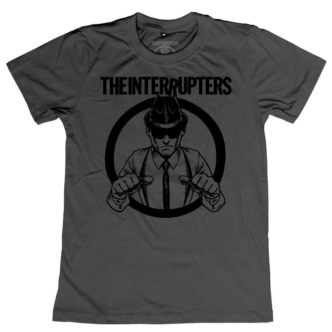 The Interrupters - Suspender [Camiseta Importada]