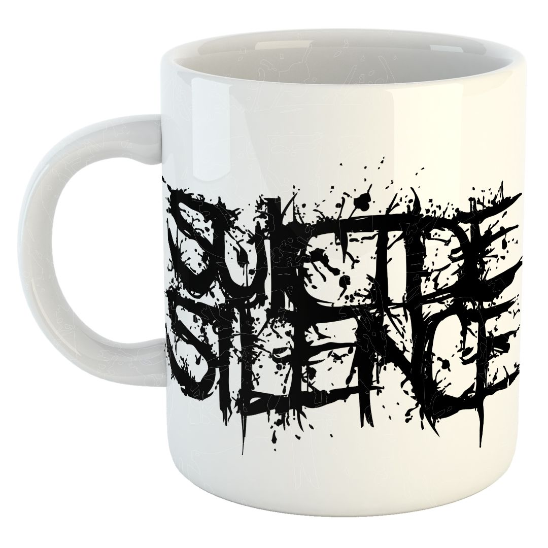 Suicide Silence - Old Logo [Caneca]
