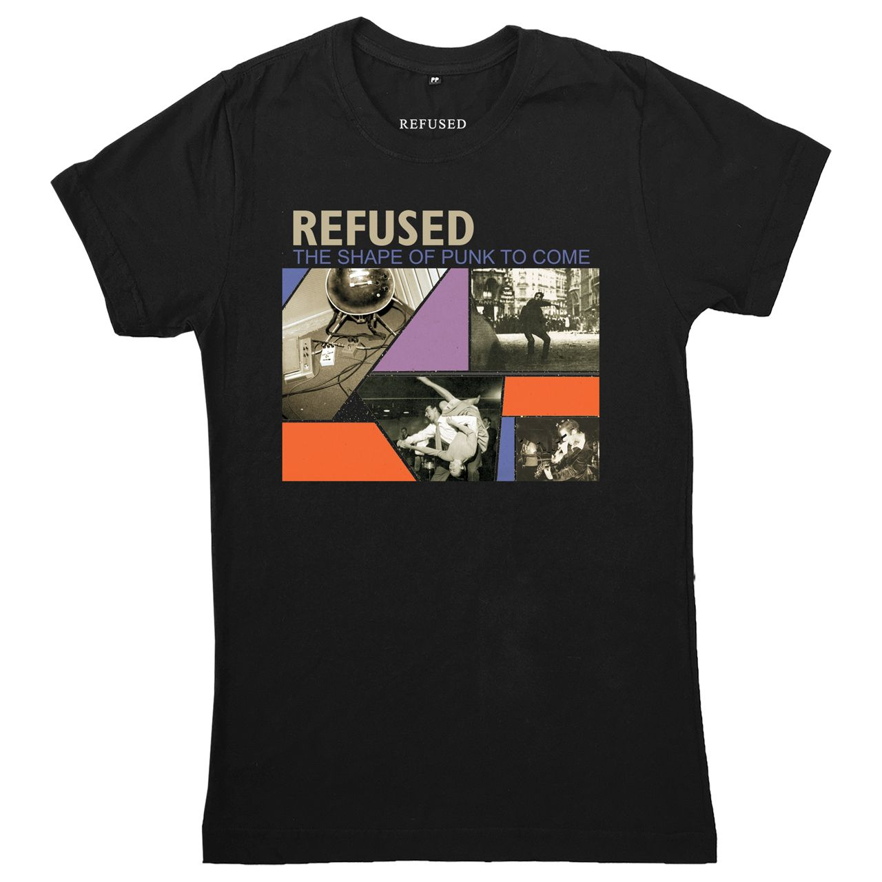 Refused - Shape Of Punk to Come [Camiseta Importada]