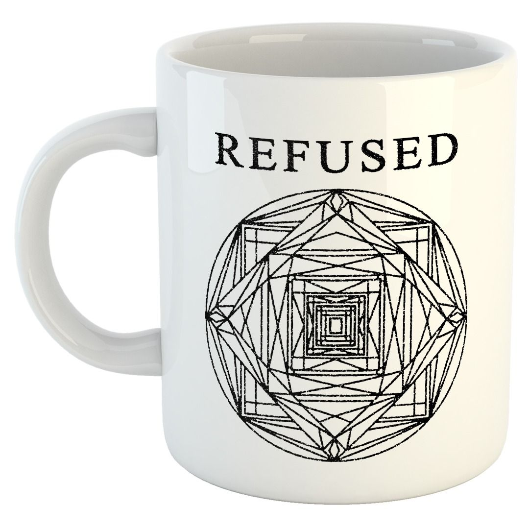 Refused - Kaleidoscope [Caneca]