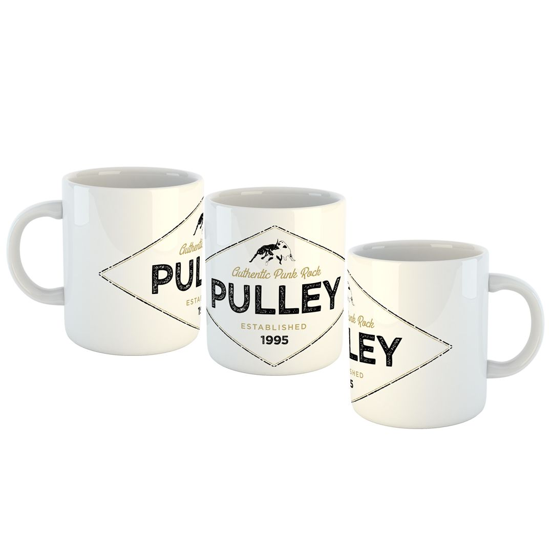 Pulley - Authentic Punk Rock [Caneca]
