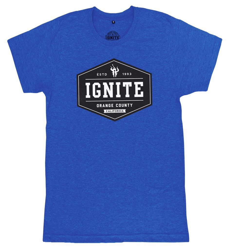 Ignite - Badge Heather