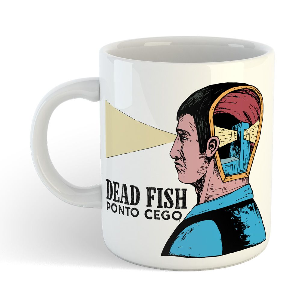 Dead Fish - Álbum [Caneca]