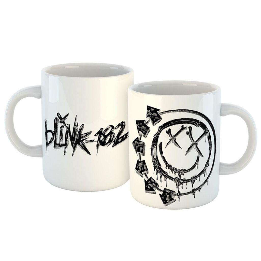 blink-182 - Bones [Caneca]
