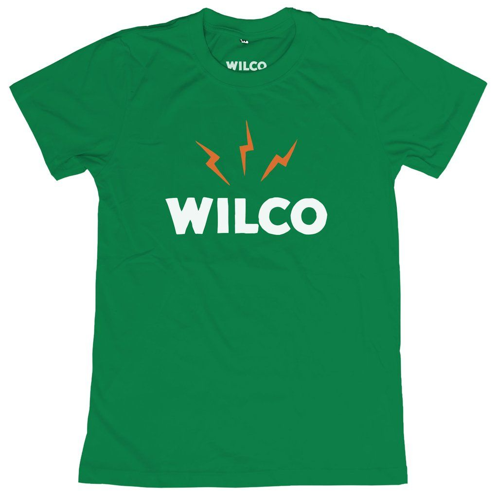 Wilco - Lightning [Verde] [Importada Chile]