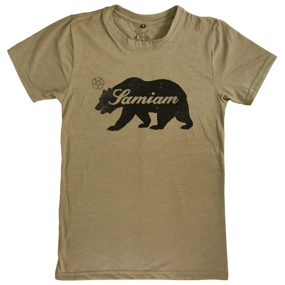Samiam - Satanic California Black Bear