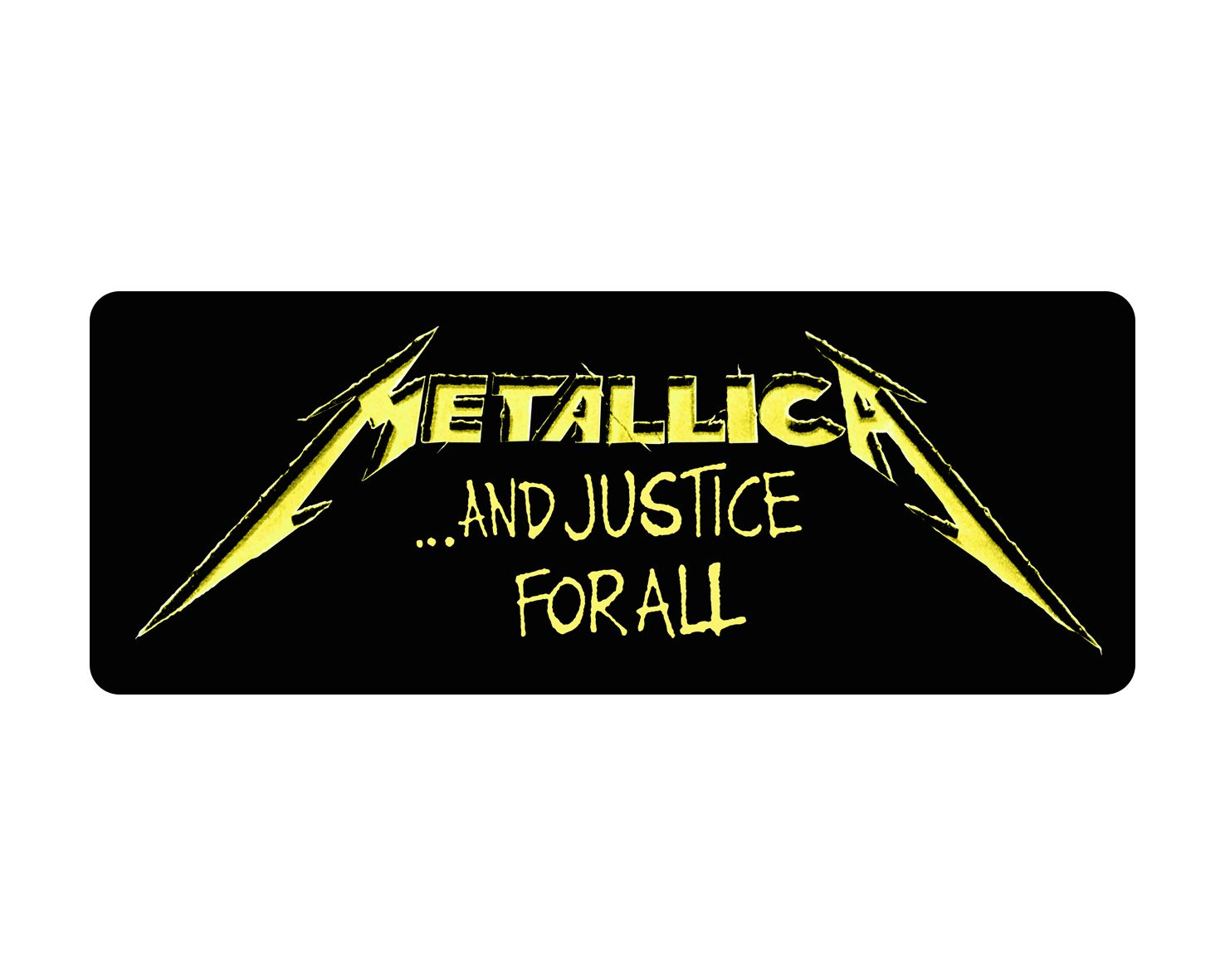 Metallica - ...And Justice for All [Adesivo]