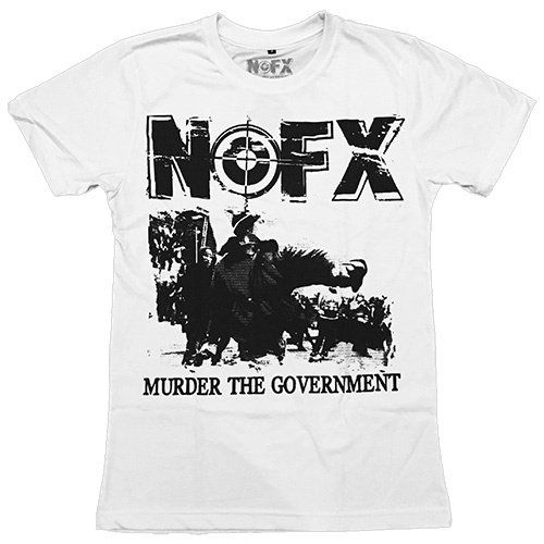 NOFX - Murder The Government [Latin America 2015]