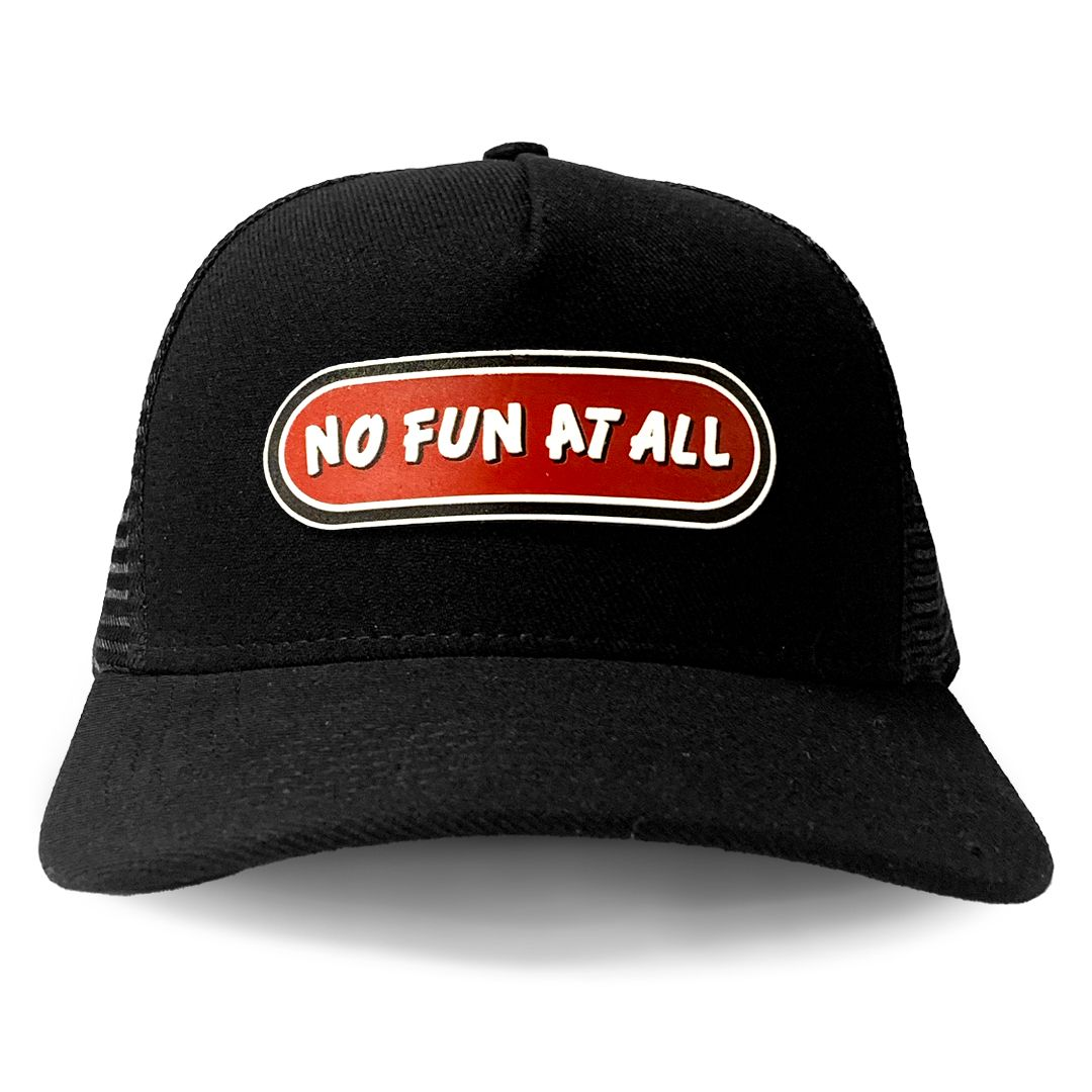 No Fun At All - Trucker Hat [Boné]
