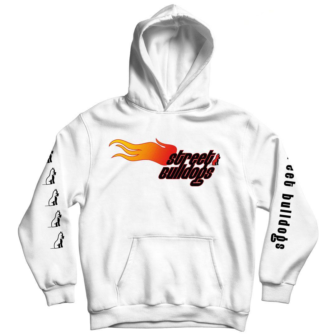 Street Bulldogs - Logo [Soft Hoodie]