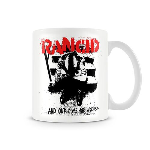 Rancid - ...And out come the Wolves [Caneca]