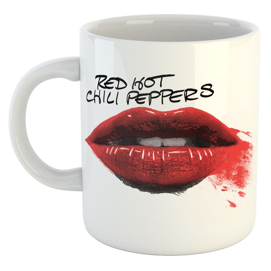 Red Hot Chili Peppers - Lipstick [Caneca]